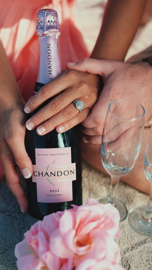 Free stock photo of engagement, love