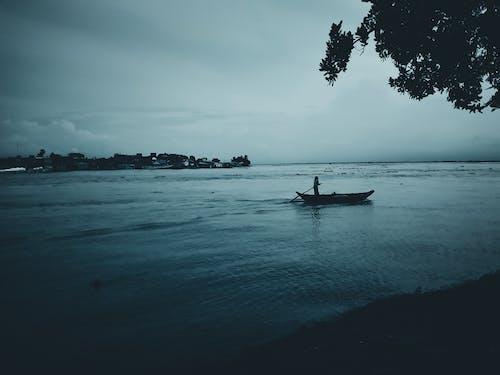 チャンドプル, ボート, ミニコックスのバザールの無料の写真素材