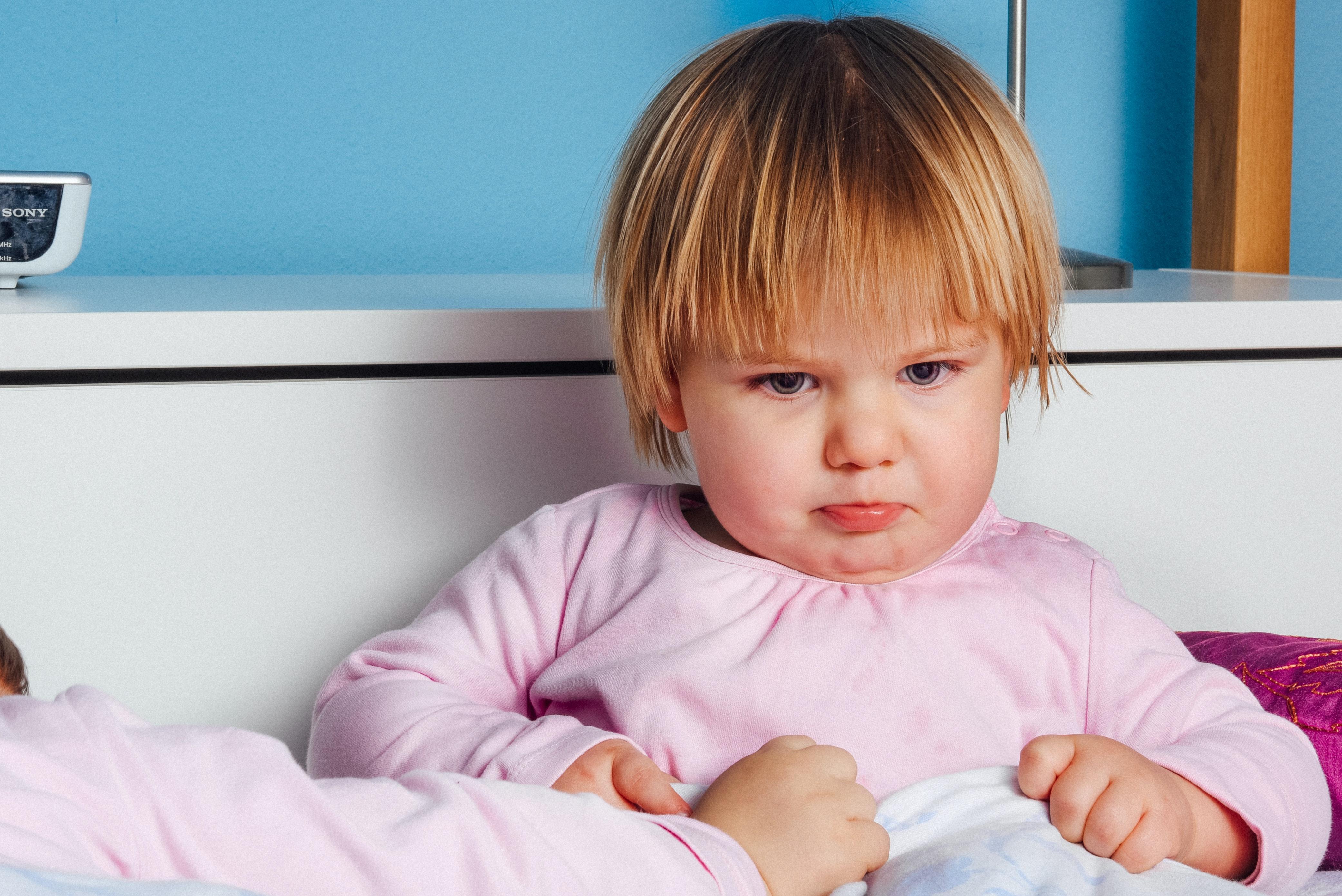 Free stock photo of baby child close up