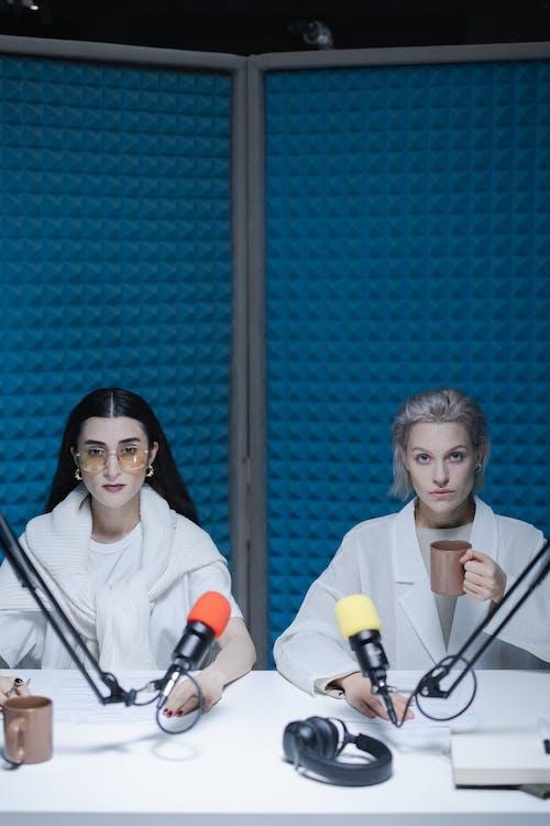 Women in a Studio