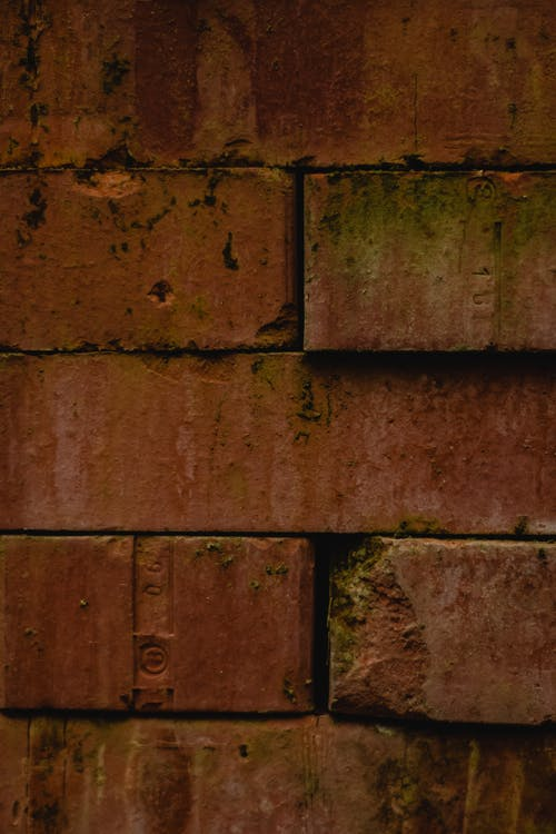 垂直拍攝, 特寫, 磚塊 的 免費圖庫相片