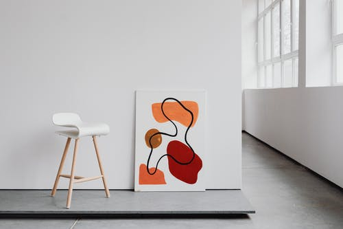 Free stock photo of art, business, chair