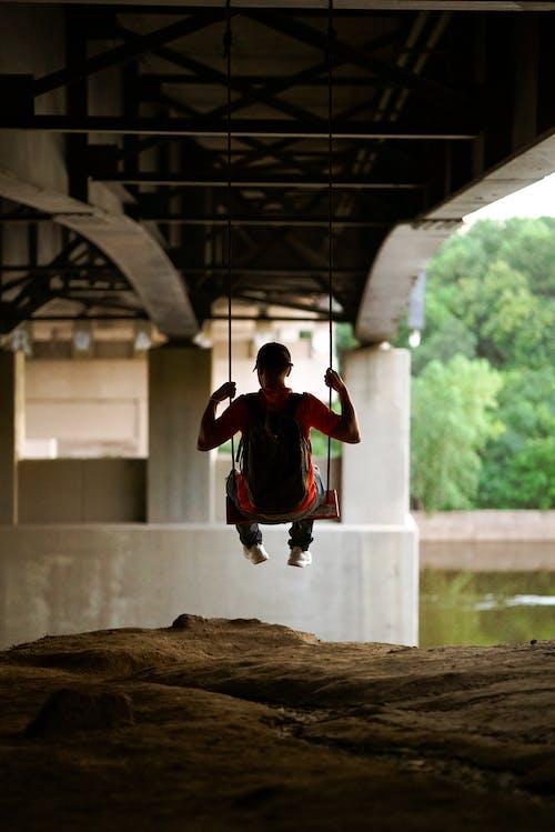 スイング, 人, 余暇の無料の写真素材