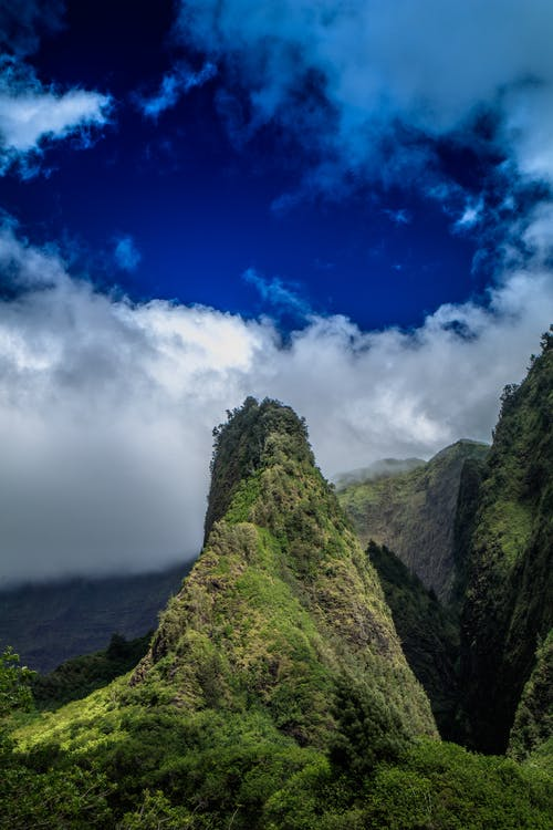 Free stock photo of hawaii, iao valley, maui