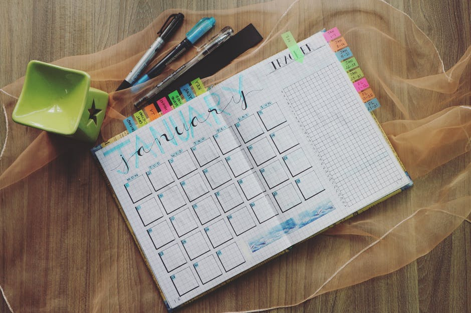 6 of the best planners to keep...