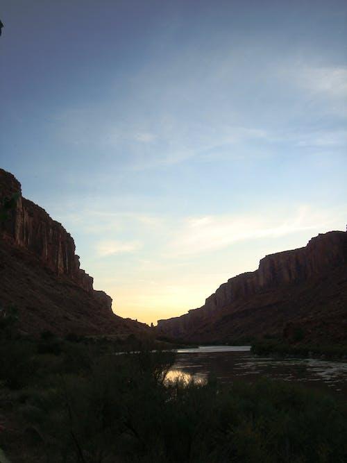 Free stock photo of Joe Leineweber, Moab sunset