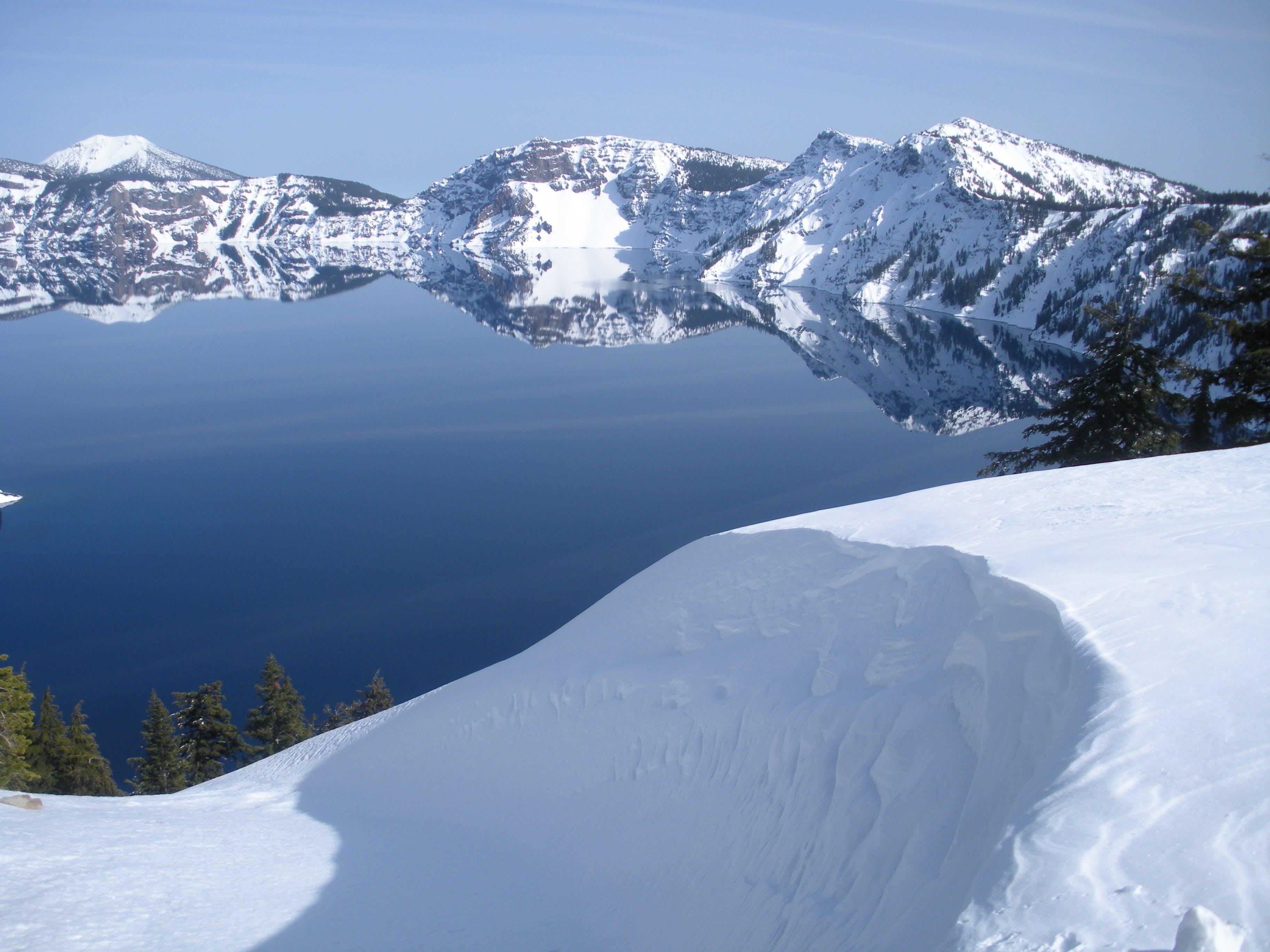 Free stock photo of Crater Lake, Joe Leineweber