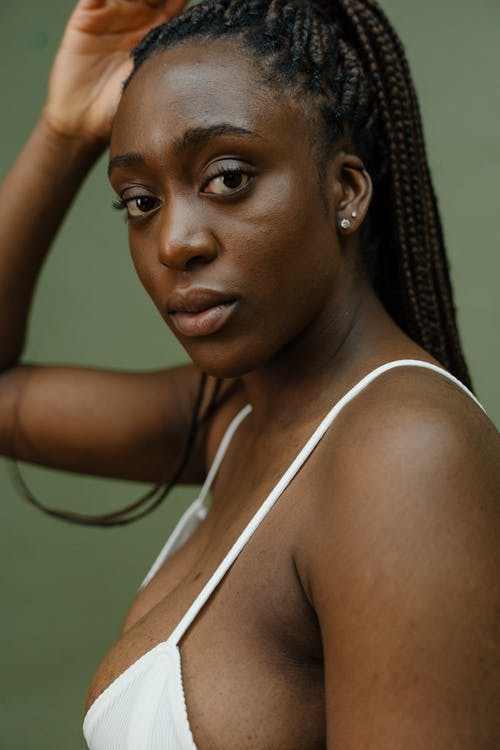 Free stock photo of afro, dreadlock, ebony