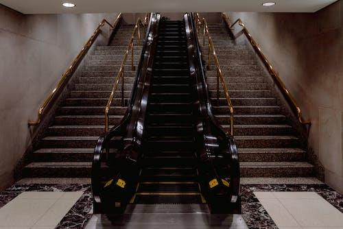 Foto profissional grátis de andar, andar de cima, andar superior