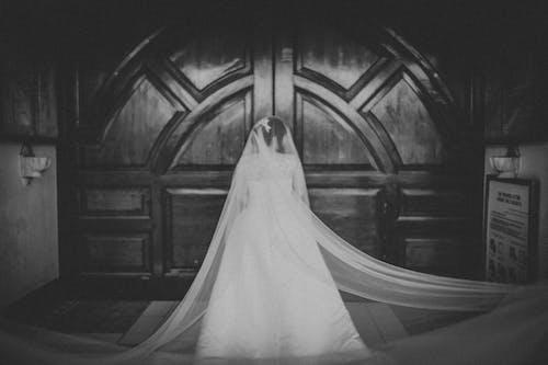 Free stock photo of bride, diamond, engagement