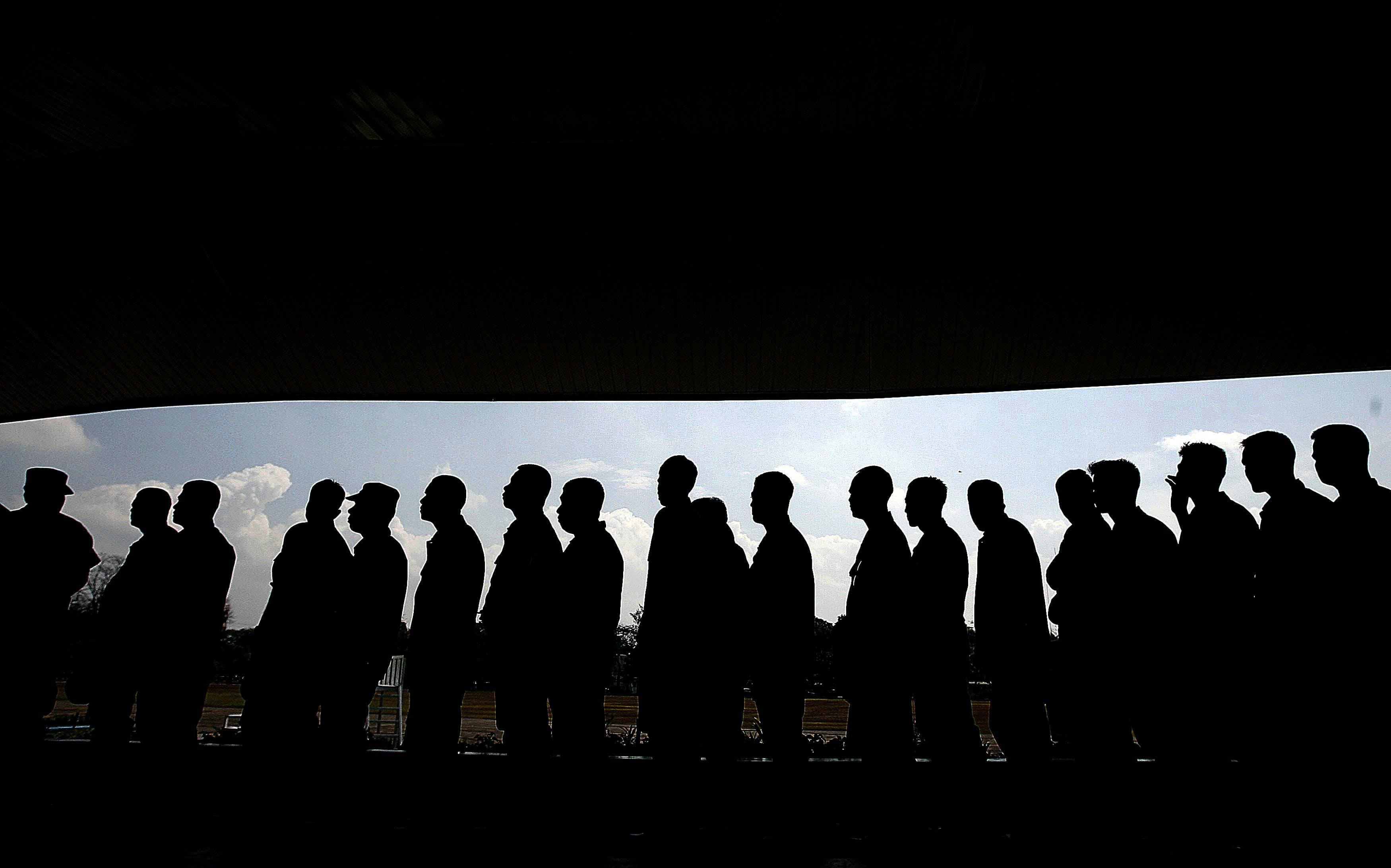 Kostenloses Stock Foto zu gruppe, männer, menge, menschen
