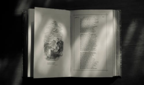 Immagine gratuita di arte, bianco e nero, carta