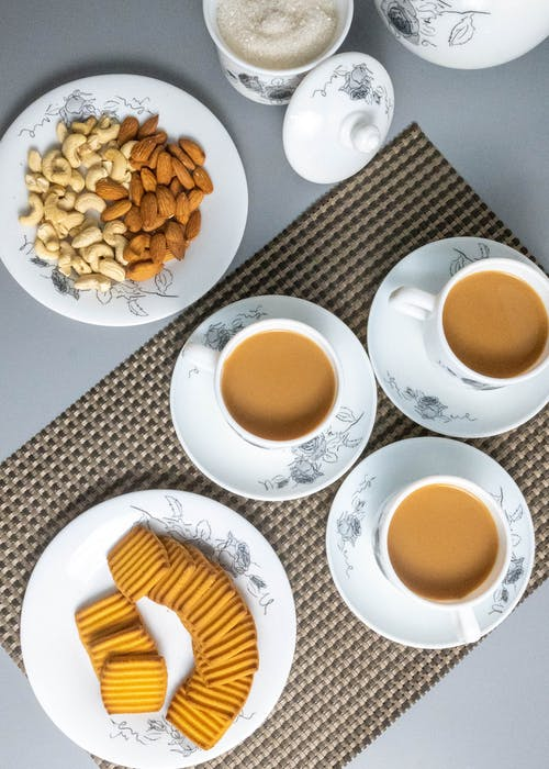 Free stock photo of breakfast, caffeine, cappuccino
