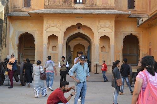 Photos gratuites de Bâtiment historique, fort, gens, historique