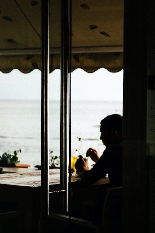 คลังภาพถ่ายฟรี ของ ทะเล, น้ำ, ผู้ชาย, ผู้ใหญ่