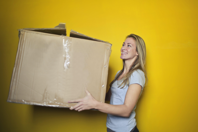 Pakket versturen