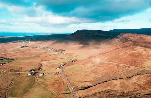 Foto profissional grátis de aerofotografia, cênico, Escócia, Ilha de Skye