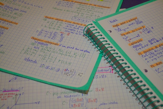 Free stock photo of school, math, study