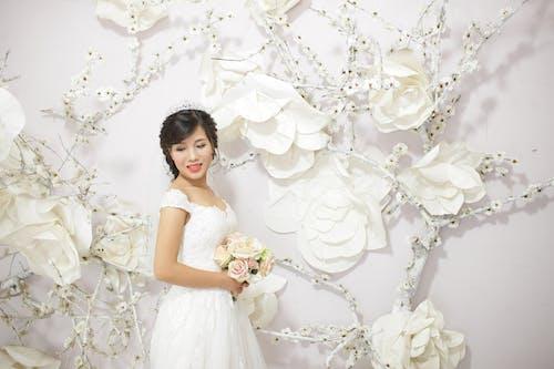 Základová fotografie zdarma na téma cô dâu, cưới hỏi, đám cưới