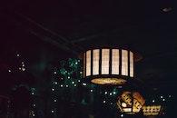 light, restaurant, art