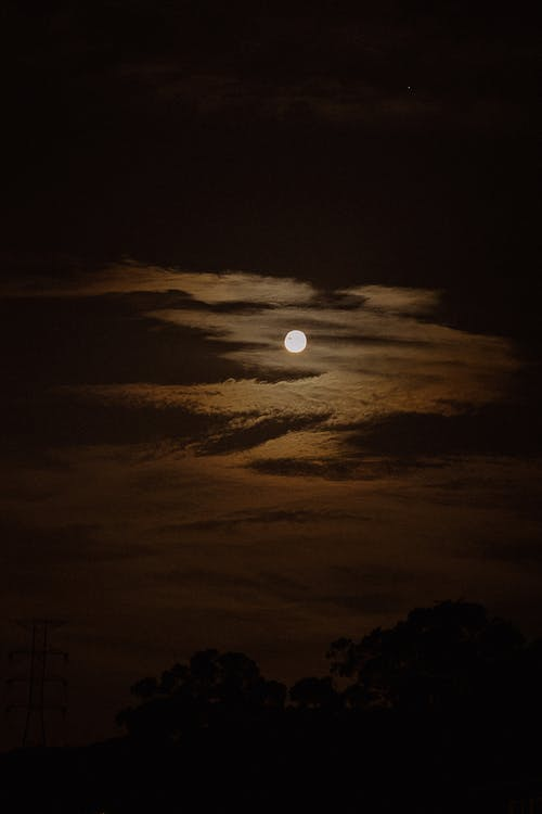 Ingyenes stockfotó ég, éjszaka, éjszakai égbolt témában