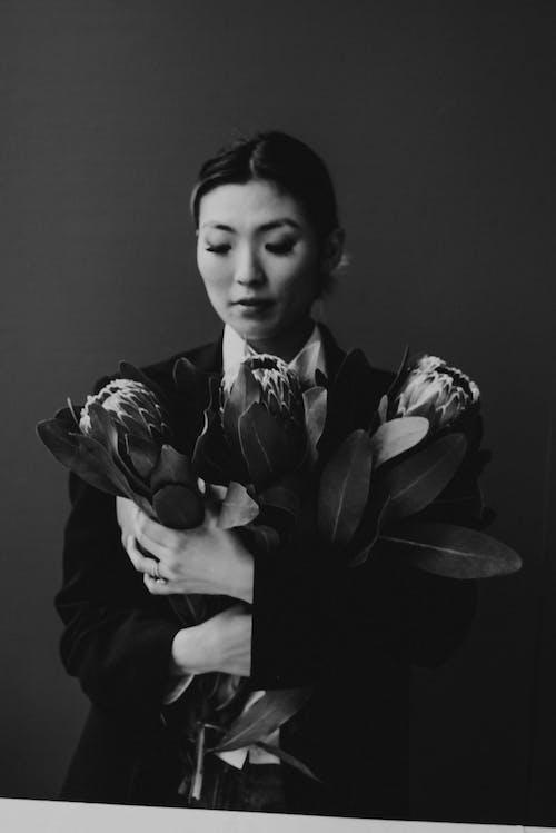 Kostenloses Stock Foto zu aromatisch, asiatische frau, attraktiv