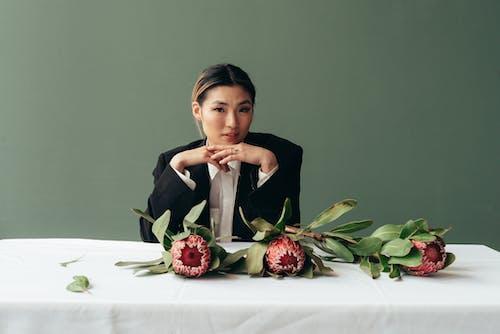 고요한, 깨지기 쉬운, 꽃의 무료 스톡 사진