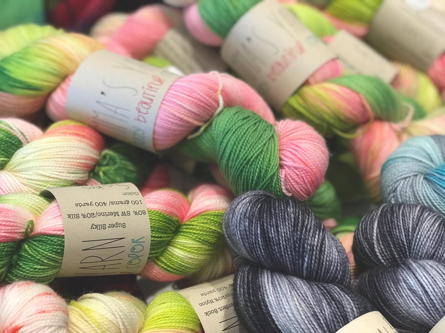 Review of Yarn Substitution Made Easy