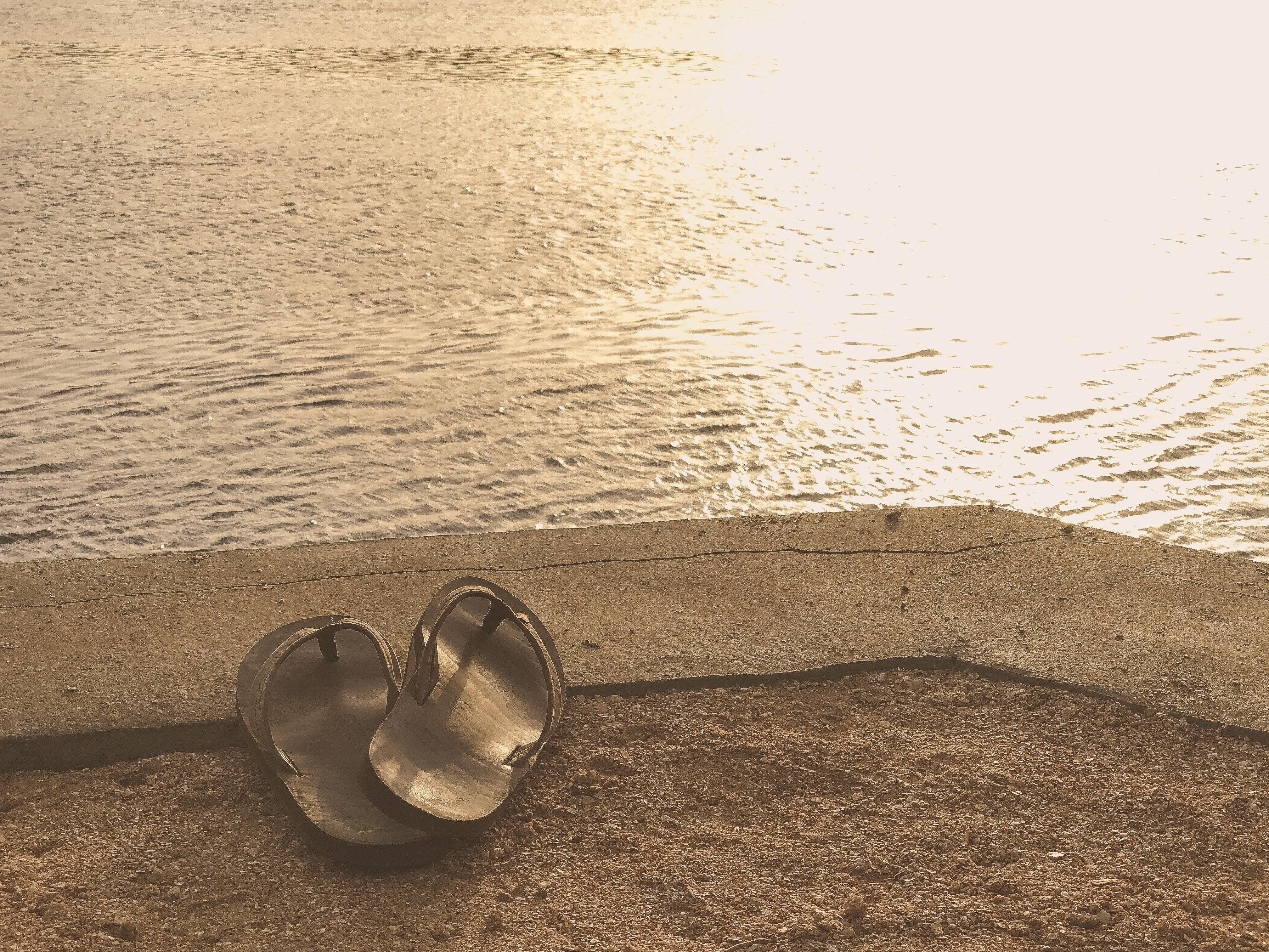 Free stock photo of sunset, fashion, beach, bikini