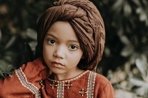 Darmowe zdjęcie z galerii z afrykańska dziewczyna, autentyczny, bez uczuć