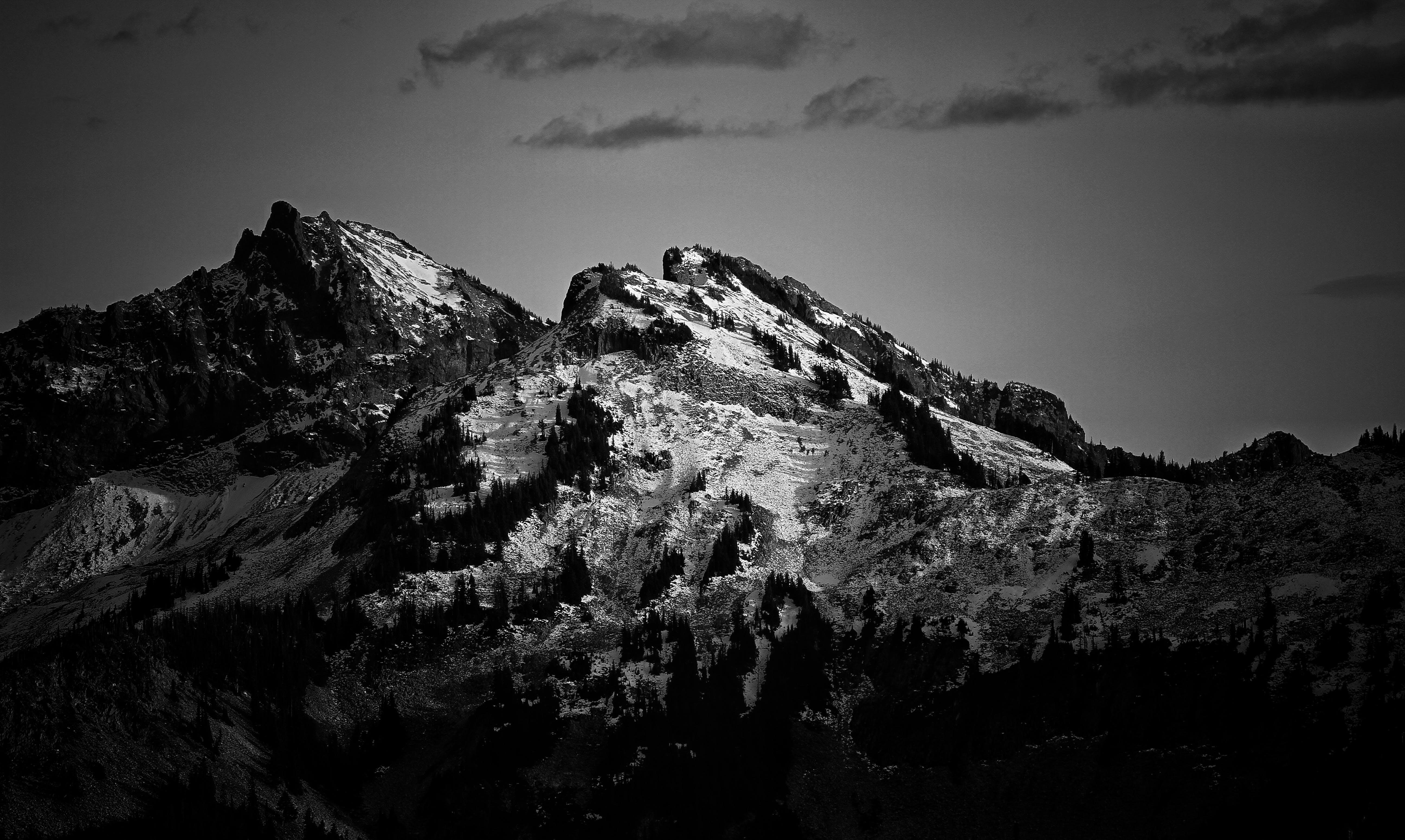 Ilmainen kuvapankkikuva tunnisteilla HD-taustakuva, kalliovuori, lumi, luonto
