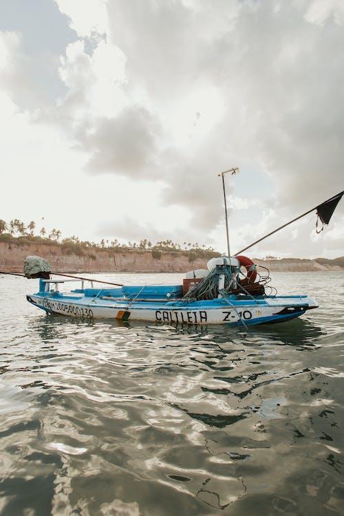 Darmowe zdjęcie z galerii z krajobraz, lato, łódź