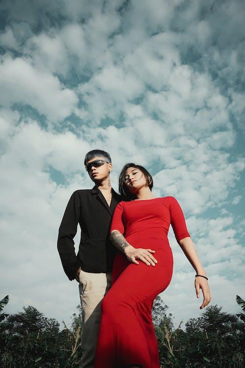 Immagine gratuita di adulto, amore, coppia