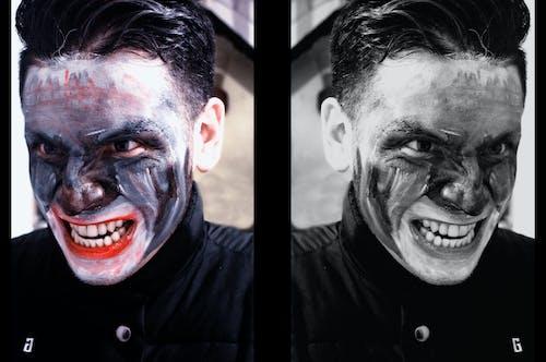 Photos gratuites de artiste, gens, homme, maquillage