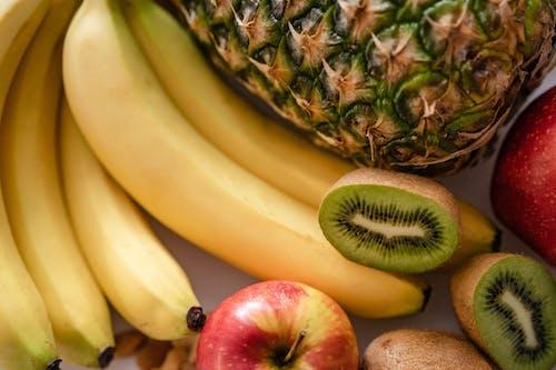 Kostenloses Stock Foto zu ananas, apfel, apple