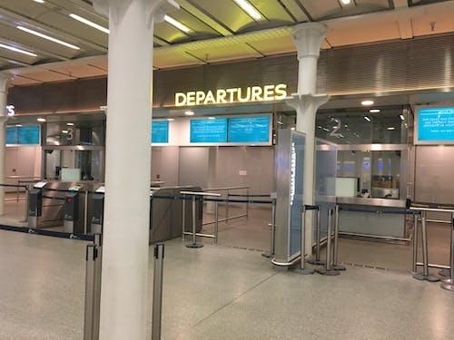 Free stock photo of departure, lockdown, under lockdown
