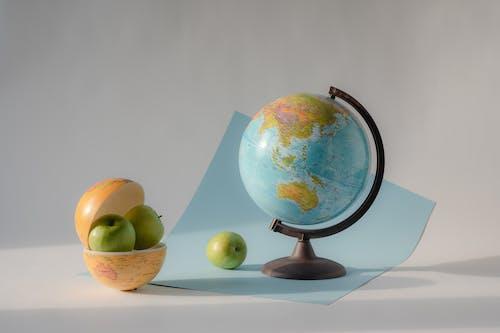 Fotos de stock gratuitas de apple, esfera, Fondo blanco