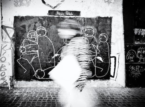 Free stock photo of art, black and white, fujifilm