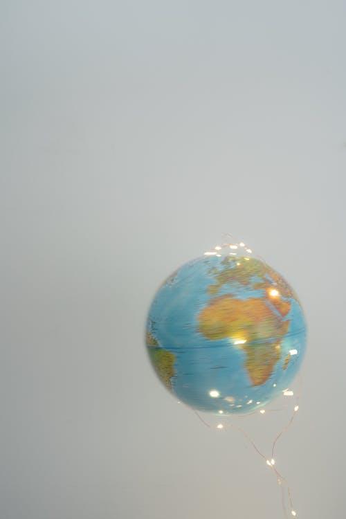 Free stock photo of ball, ball shaped, blue
