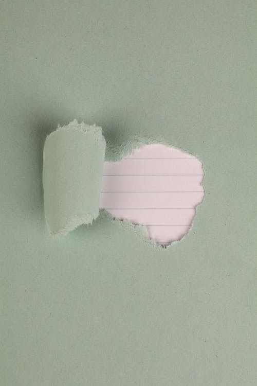 Free stock photo of lines, pastel green, ripped paper