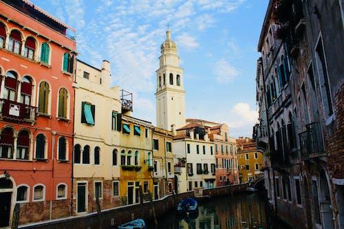 Immagine gratuita di acqua, antico, architettura, canale
