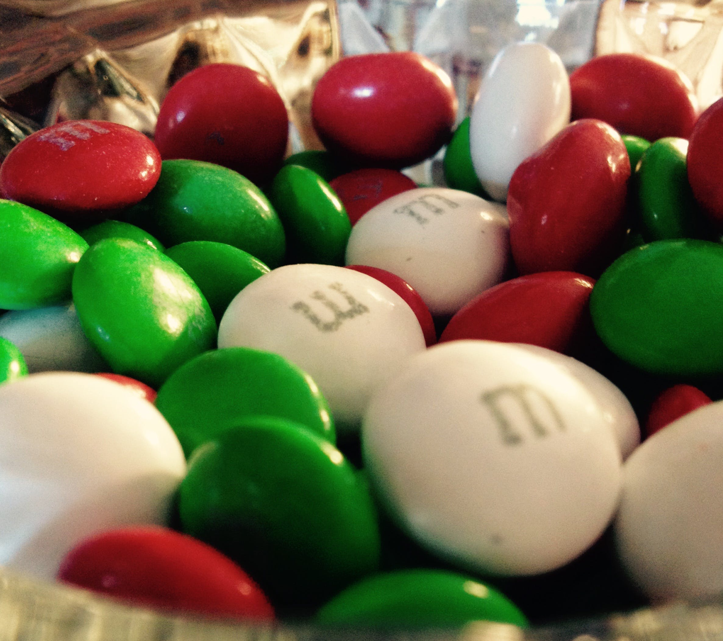 Free stock photo of chocolate, M&Ms, sweets