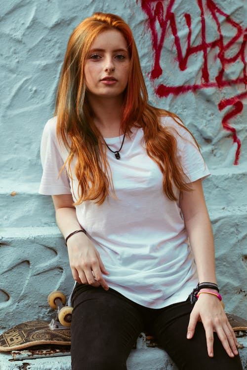 Free stock photo of adolescent, casual, cute