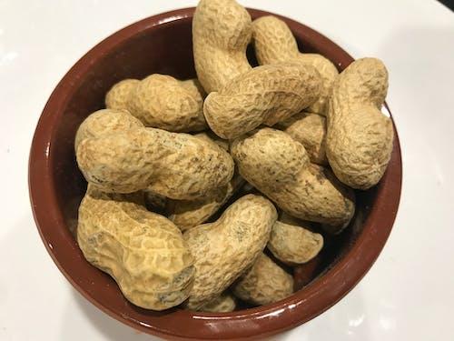 Free stock photo of peanuts