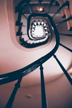 Free stock photo of stairs, light, building, steps