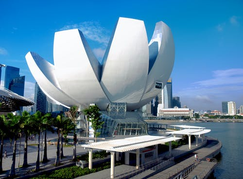 Gratis stockfoto met Azië, blauwe lucht, gebouw