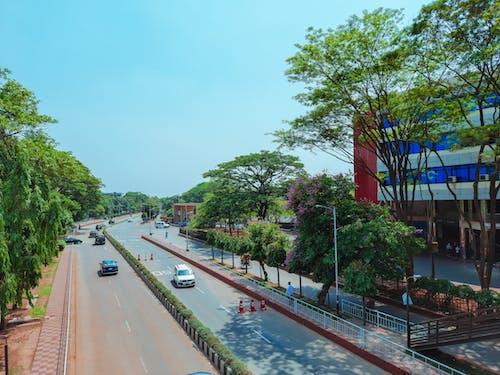 Free stock photo of bangladesh, beautiful sky, busy street