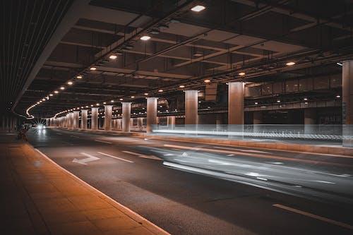 Foto stok gratis Cina, cityscape, di malam hari
