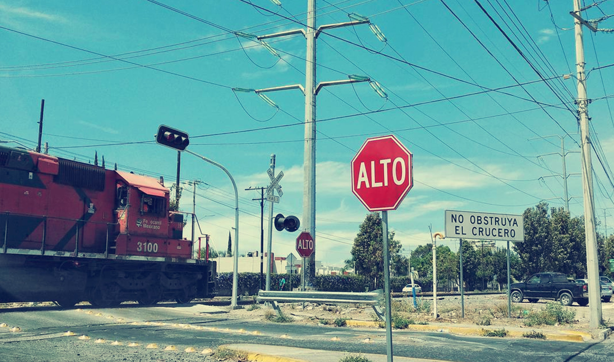 Free stock photo of car lights, stop, train