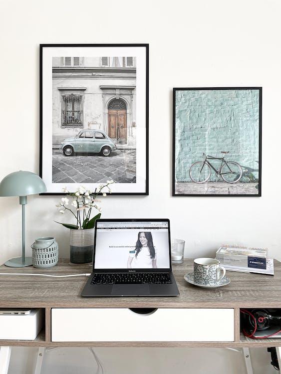 Gratis stockfoto met afbeelding, afstandswerk, apple laptop